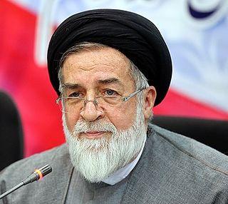 Mohammad-Ali Shahidi Iranian politician