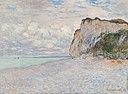 Monet - Cliffs near Dieppe, 1882.jpg