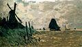 Monet A Windmill Near Zaandam.jpg