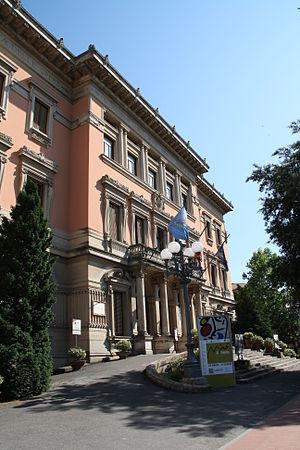 Montecatini Terme - Town hall.