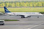 Montenegro Airlines, 4O-AOD, Embraer ERJ-190LR (26910017302).jpg