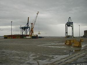 Port of Montevideo - Port