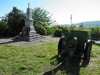 Musina, Bulgaria - Image: Monument in Musina,Bulgaria
