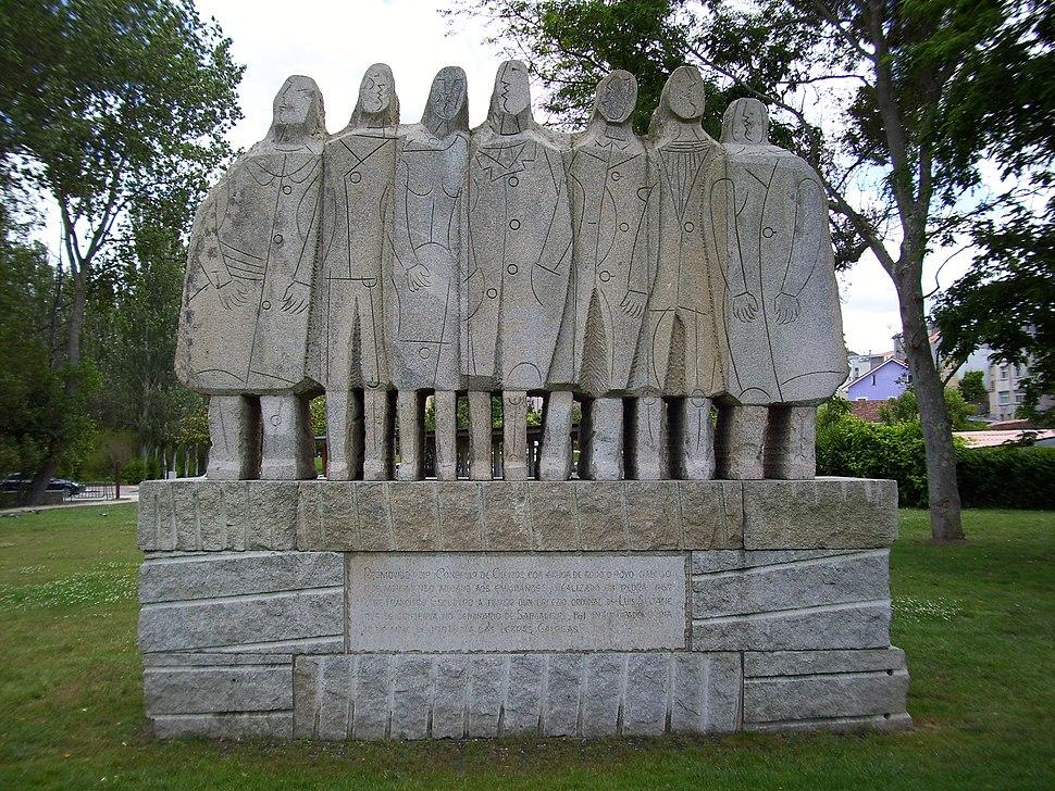 Monumento aos emigrantes