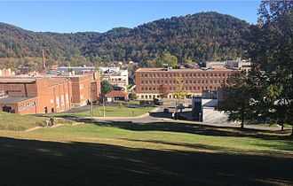Morehead, Kentucky - View of Morehead State University