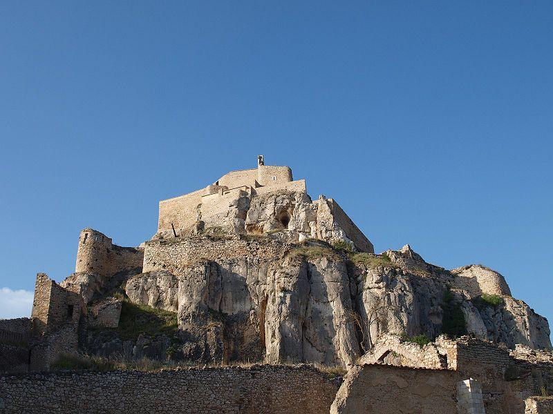 File:Morella-castle.JPG