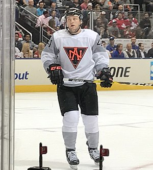 Morgan Rielly - Rielly at the 2016 World Cup of Hockey