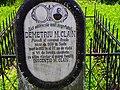 Mormântul preotului Demetriu M. Clain (1850-1927).jpg
