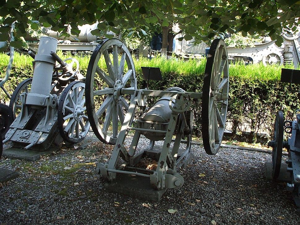 Mortier Negrei 250 mm Model 1916