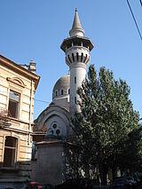 Moscheea Carol I, Constanta