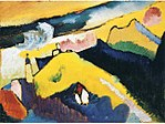 Mountain-landscape-with-church-1910.jpg