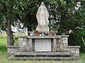 Moussey (Moselle) statue N.-D. du Poirier.jpg