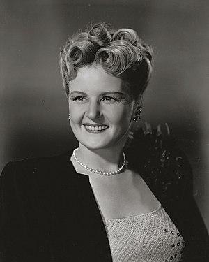 Moyna Macgill - Moyna Macgill in 1945