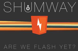 Shumway (software) - Image: Mozilla Shumway screenshot