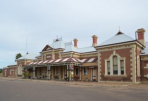 Mudgee Railway Station 001