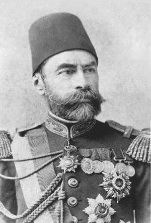 Ottoman Army (1861–1922) - Field marshal Ahmed Muhtar Pasha