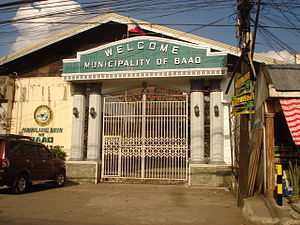 Baao, Camarines Sur - Baao town hall