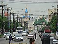 Muravyov-Amursky Street view from Lenin sq.JPG