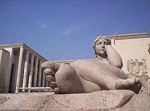 Musée d'Art Moderne de la Ville de Paris - Image: Musée d'Art moderne de la Ville de Paris