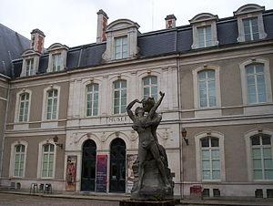 Ernest Christophe - Image: Musée de Tessé
