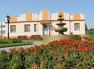 Goiás - A museum in Catalão