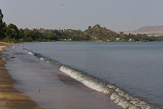 Musoma - The shore of Lake Victoria in Musoma