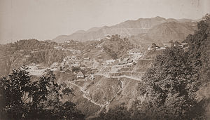 Landour - Mussoorie and Landour, 1860s