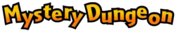 Mystery Dungeon logo as seen in Pokemon Mystery Dungeon.png