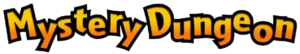 Mystery Dungeon - The Mystery Dungeon logo used in Pokémon Mystery Dungeon