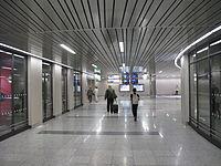 Nádraží Veleslavím (metro), vstup (004).jpg