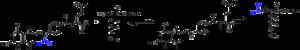 Formylation - The chemical synthesis of N-formylmethionine is catalyzed by the enzyme methionyl-tRNA formyltransferase