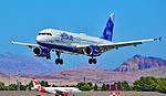 """N638JB JetBlue Airways 2006 Airbus A320-232 (cn 2802) """"Blue Begins With You"""" (27702715003).jpg"""