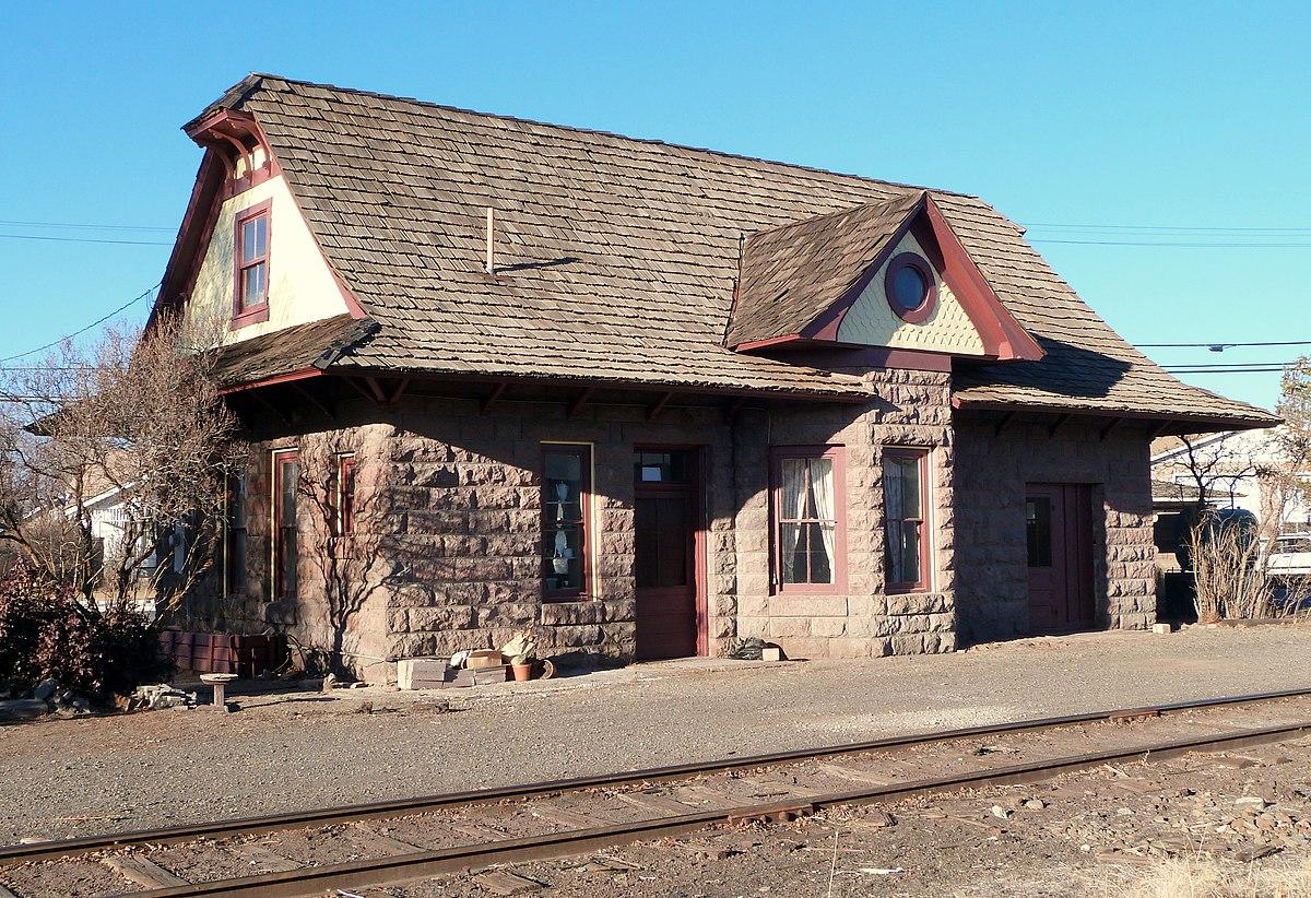 nco railway depot