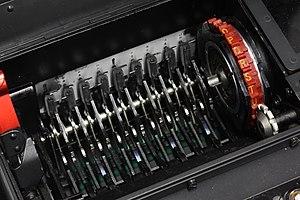 NEMA (machine) - Image: NEMA IMG 0520