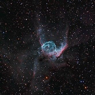 NGC 2359 - Image: NGC 2359