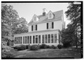 NORTH SIDE - Kenmuir (Main House), Route 613, Trevilians, Louisa County, VA HABS VA,55-TREV.V,8-5.tif