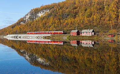 Bergenbahn Reisef 252 Hrer Auf Wikivoyage