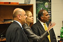 NSF Director Inspires Students at Science and Technology High School (7346351594).jpg