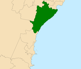 NSW Electoral District 2019 - Heathcote.png