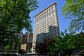 NYC - Flatiron Building - Side view.JPG