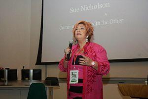 "NZ Skeptics - ""Psychic medium"" Sue Nicholson at 2013 conference"