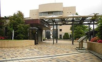 Nagamachi-Minami Station - Nagamachi-Minami Station in June 2005