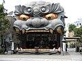Namba-yasaka-jinja shishibutai.jpg