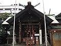 Namiyokeinari-jinja haiden.jpg