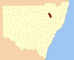 Nandewar NSW