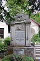 Nasswald - Grabstätte Georg Hubmer.JPG