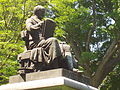 Nathaniel Bowditch in Mount Auburn Cemetery.JPG