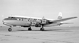 National DC-6B N8227H (4762204041).jpg