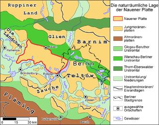 Nauen Plateau