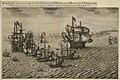 Naval engagement at Havana and Bahía de Matanzas, 1628 RCIN 722036.a.jpg